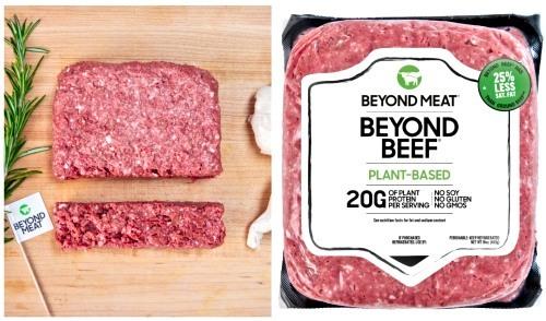Boom di vendite di carne vegana negli Stati Uniti