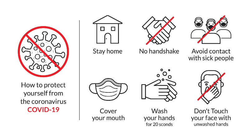 Procedure doganali per l'importazione di mascherine negli Stati Uniti